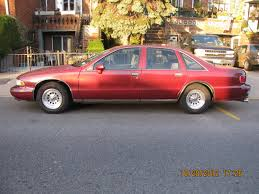 for sale 1994 chevy caprice classic sedan 4 dr 5 7l lt1 police