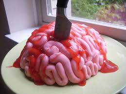 salutetosanity brain cake