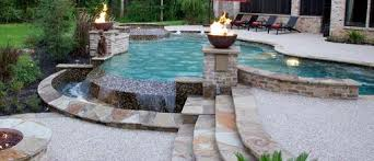 Luxury Backyard Designs Backyard Oasis Custom Pool Builders Swimming Pool Construction