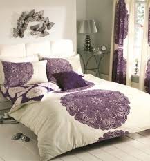 Plum Bedroom Aubergine Bedroom Dact Intended For Cream And Plum Bedding