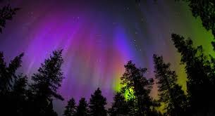 how long do the northern lights last did you see the northern lights over coventry and warwickshire