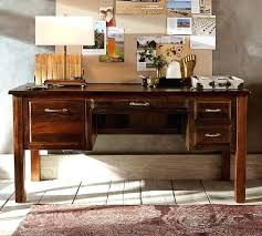 Pottery Barn Home Office Furniture Home Office Furniture For Sale Pottery Barn Reclaimed Wood Desk