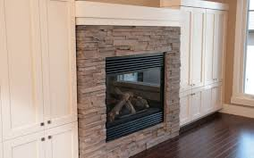 pictures of brick fireplace and mantel on custom fireplace