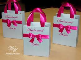 bridesmaids bags 139 best bridal shower favors images on bridesmaids