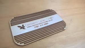 laser cut business cards design wooden laser cut business cards