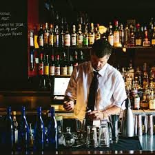 alcoholic drinks at a bar best cocktail bars in charleston travel leisure