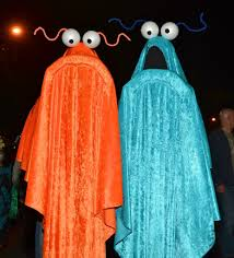 halloween west hollywood 2012 yip yip martians from sesame street
