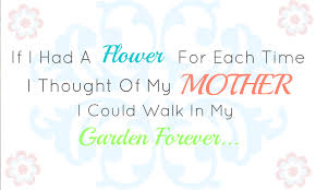 Quotes For Mother S Day Craftionary