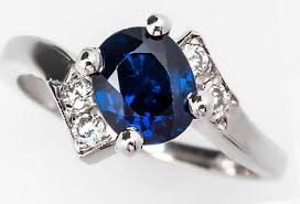 Sapphire Wedding Rings by Sapphire Wedding Ring Meaning Blue Sapphire Engagement Rings White