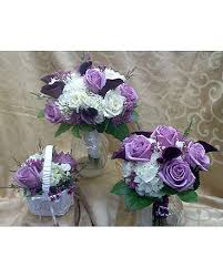 chesters flowers bridesmaid and flowergirl basket in utica ny chester s