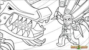 lego ninjago coloring pages lloyd colouring cole free printable