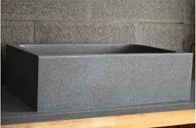 evier de cuisine en granite de cuisine sous plan en granit véritable 70x47 walabi