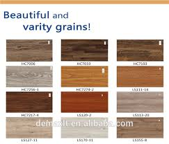 6 36 wood pattern vinyl flooring 6 0 mm thickness wpc floor
