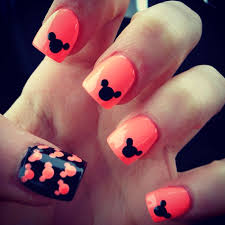 mickey nail designs you must love mickey mouse nail art mickey