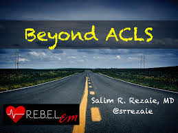 beyond acls cognitively offloading during a cardiac arrest