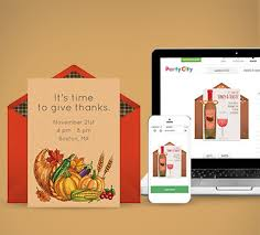 personalized products thanksgiving city