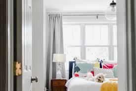 house tour an eclectic modern philadelphia row home apartment