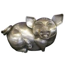 silver boxes with bows on top 41 best this piggy images on pigs