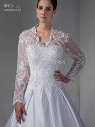 Wedding Dress Jackets Wedding Dress Long Sleeve Lace Jacket Ivo Hoogveld