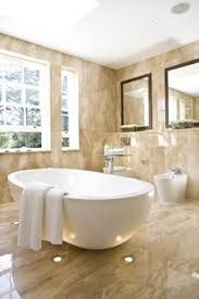 Modern Black And White Luxury Bathroom Design See More - Marble bathroom designs