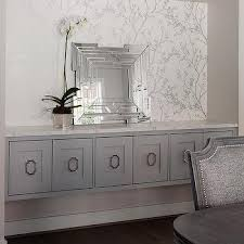 Dining Room Buffet Cabinet by White Marble Top Buffet Cabinet Design Ideas