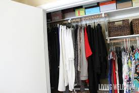 Organizing Clutter by 5 Simple Steps To Organizing Your Clothes Closet