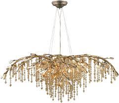Halogen Chandelier Golden Lighting 9903 12 Mg Autumn Twilight Mystic Gold Halogen