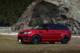land rover evoque black modified tuning lumma clr rs for range rover sport 2015 tuning lumma topcar