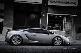 Lamborghini Murcielago Matte Black - gallardo with superleggera kit and matte wrap gallardo sl 100821 1