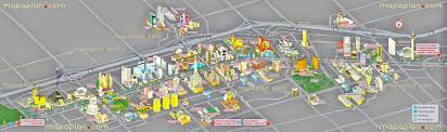 Map Of Downtown Las Vegas by Las Vegas Maps U S Maps Of Las Vegas Strip Within Map Las
