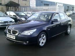 used bmw 5 series estate for sale used 2008 bmw 5 series saloon blue edition 520d se 4dr diesel for