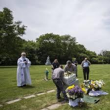 baby casket glueckert funeral home helps charity bury abandoned babies
