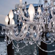 Crystal Glass Chandelier Outdoor Cut Crystal Chandelier Juliettes Interiors Chelsea London