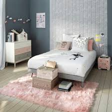 chambre fille décoration chambre fille gris et vieux 28 colombes