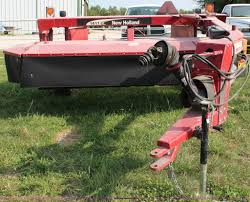 2008 new holland 1411 discbine swather item j2023 sold