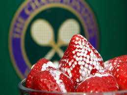 best foods for tennis events wimbledon strawberries and cream