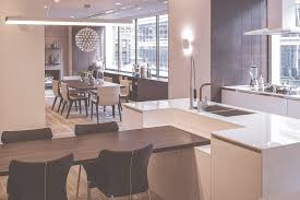 kitchen furniture nyc siematic york redefines the kitchen showroom