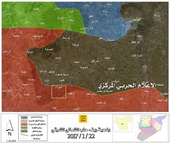 Syria Situation Map by Hezbollah Map With Soran Village Update Syria Liveuamap Com