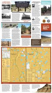 Arizona Blm Map by The Temple Trail