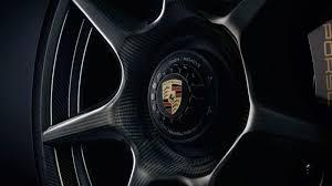 porsche wheels porsche built 18 000 carbon wheels for the 911 roadshow