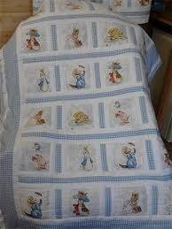 Gingham Nursery Curtains Beatrix Potter Nursery Ideas Quilt Only I U0027m Doing It With Green