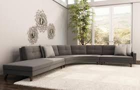 deco avec canapé gris déco salon gris avec canapé tout confort 55 idées pour vous
