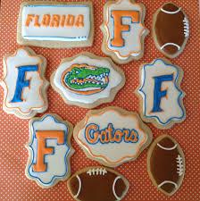 florida gators sugar cookies cookies pinterest sugar cookies