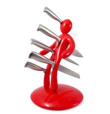Knife Blocks by Red Knife Blocks Voodoo Knife Block
