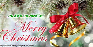 advance merry christmas wishes 2018 merry christmas happy new