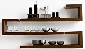kitchen shelf decorating ideas contemporary wall shelves decorative marku home design