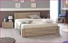 lit chambre distingué tete de lit chambre adulte tete de lit bois naturel 5857
