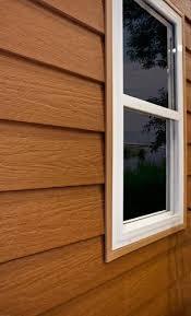 cedar plank sidings in polymer and fiberglass house ideas