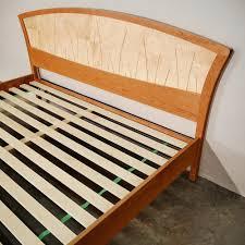 King Wooden Bed Frame Wooden Bed Frame King Wood Platform Bed Frame King Uforia