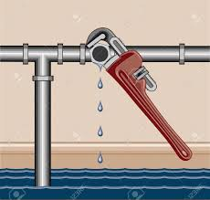 plumber doing fixing leakage bathroom clipart explore pictures